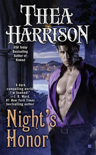 Night's Honor cover art