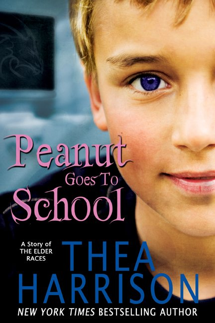 cover art for Peanut Goes to School